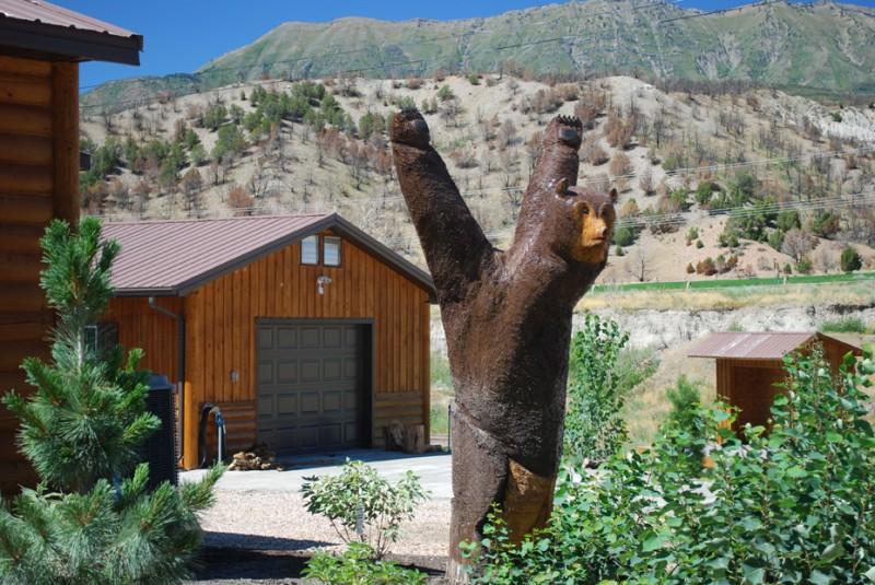 Ockey S Big Mountain Campground Nephi Ut Rv Parks