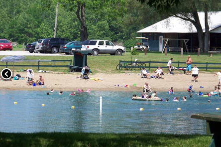 Timberline Valley RV Resort - Anderson, IN - RV Parks
