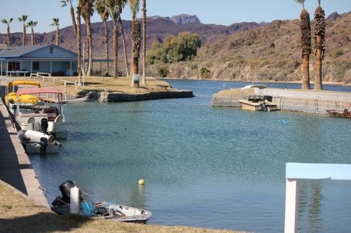 Blue Water RV Park - Parker, AZ - RV Parks