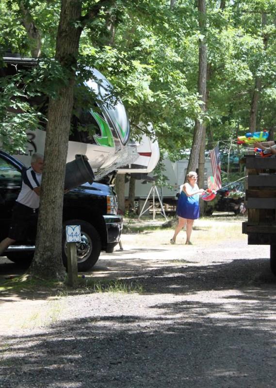 Butterfly Camping Resort - Jackson, NJ - RV Parks