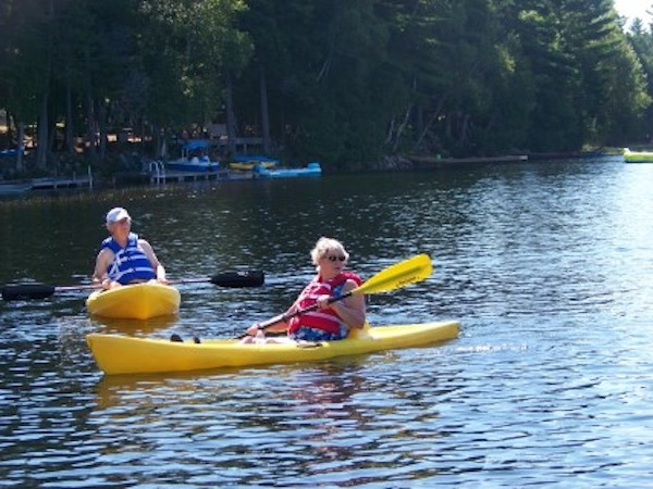 Keenes Lake Family Campground - Calais, ME - RV Parks