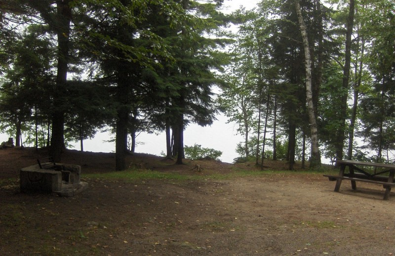 Lake Eaton Campsite - Long Lake, NY - RV Parks