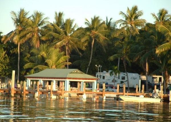 Riptide RV Resort - Key Largo, FL - RV Parks