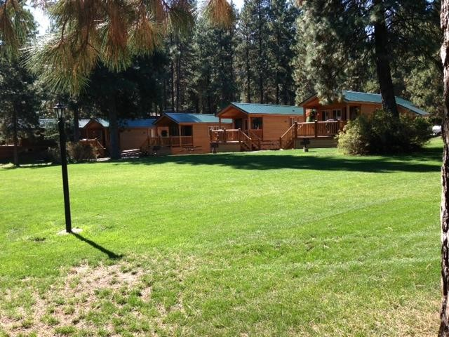 Pine Village KOA Campground - Leavenworth, WA - KOA