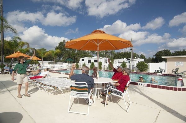 Kissimmee South RV Resort - Davenport, FL - Sun Resorts