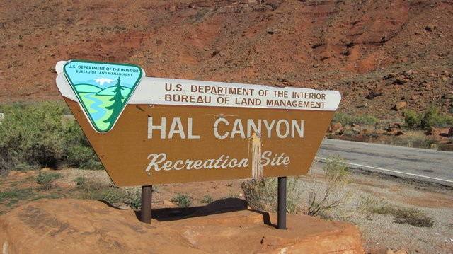 Hal Canyon Campground - Moab, UT - RV Parks