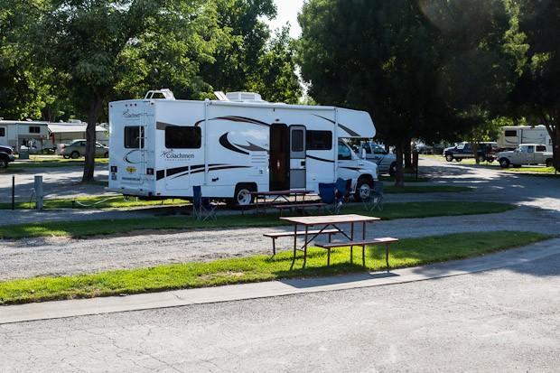 Red Bluff Rv Park - Red Bluff, CA - RV Parks