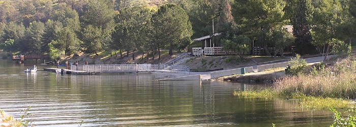 Castaic Lake State Recreation Area - Castaic, CA - County / City Parks
