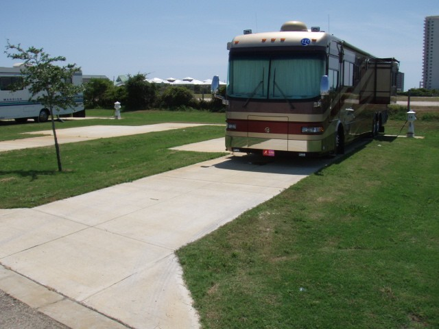 Geronimo RV Resort - Destin, FL - RV Parks