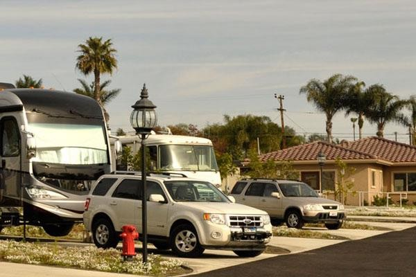 Olive Ave RV Resort - Vista, CA - RV Parks