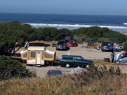 Morro Dunes RV Park - Morro Bay, CA - RV Parks