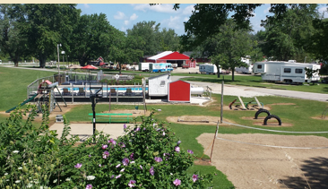 Old Mill Run Park - Thorntown, IN - RV Parks