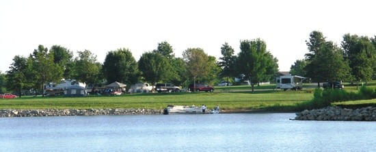 Camp Branch Campground - Smithville, MO - RV Parks