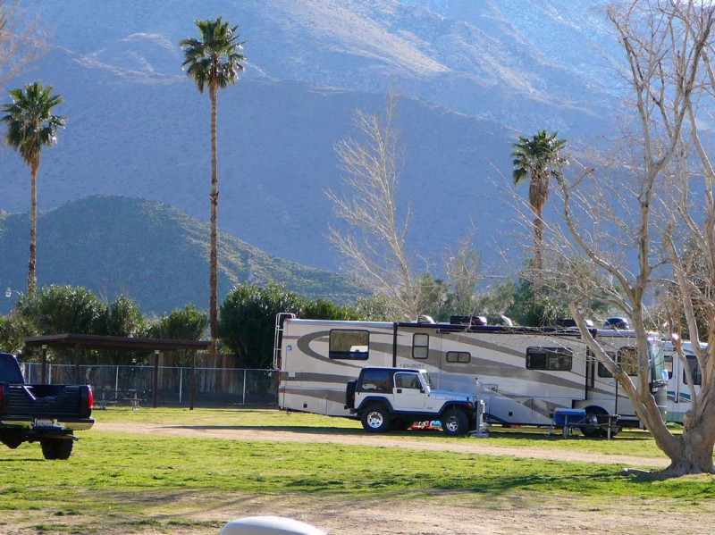 Butterfield Ranch Resort - Julian, CA - RV Parks