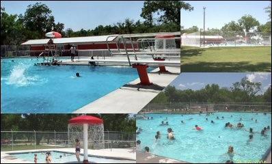Ballinger city park ballinger tx county city parks - Spring hill recreation center swimming pool ...