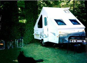 Parkers Resort - Guerneville, CA - RV Parks