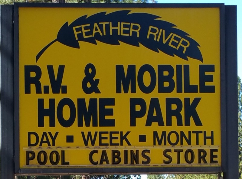 Feather River Rv Mobile Home Park - Portola, CA - RV Parks
