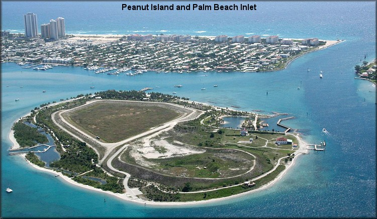 Peanut Island Park West Palm Beach Fl County City Parks
