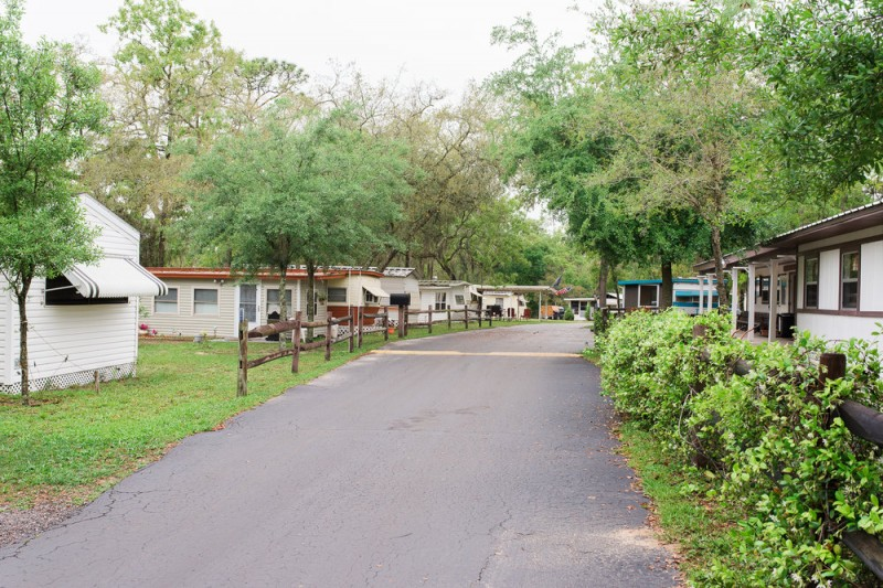 Ridge Manor Campground - Dade City, FL - RV Parks