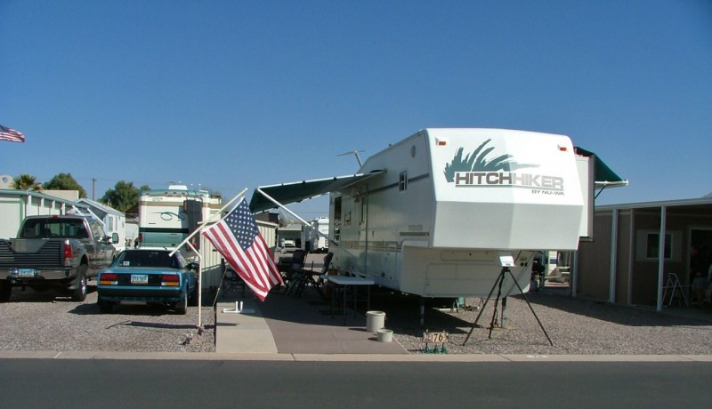 Sundance 1 RV Resort - Casa Grande, AZ - RV Parks
