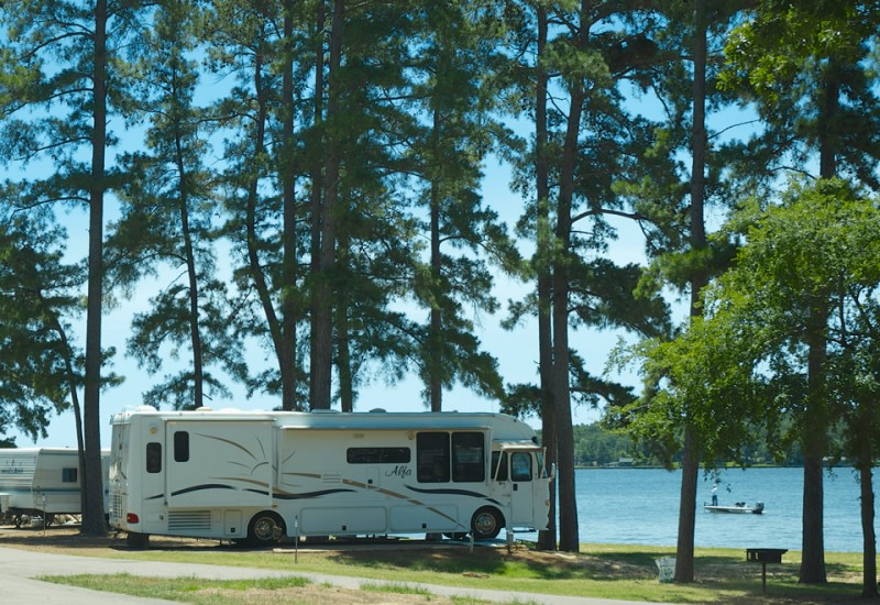 Walleye Park Mount Vernon Tx County City Parks