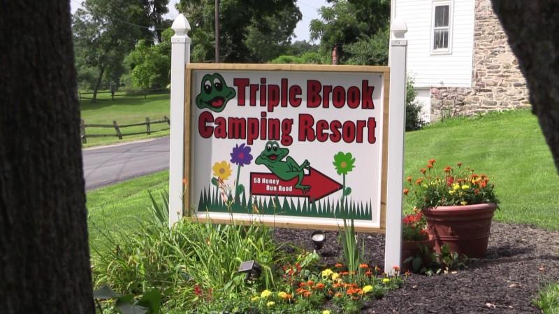 Triple Brook Campground - Blairstown, NJ - RV Parks