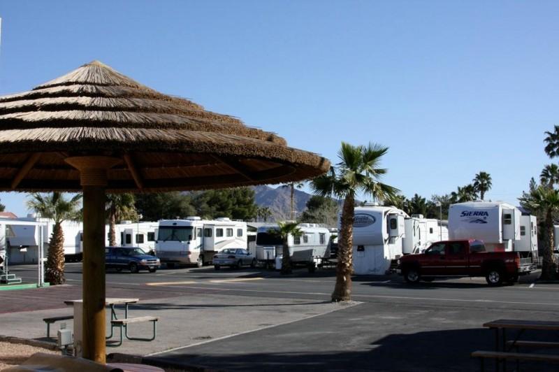 Las Vegas RV Resort - Las Vegas, NV - RV Parks