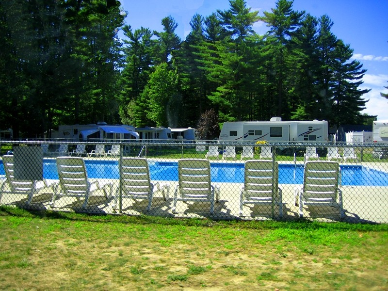 Wagon Wheel Rv Resort And Campground Old Orchard Beach Me Sun