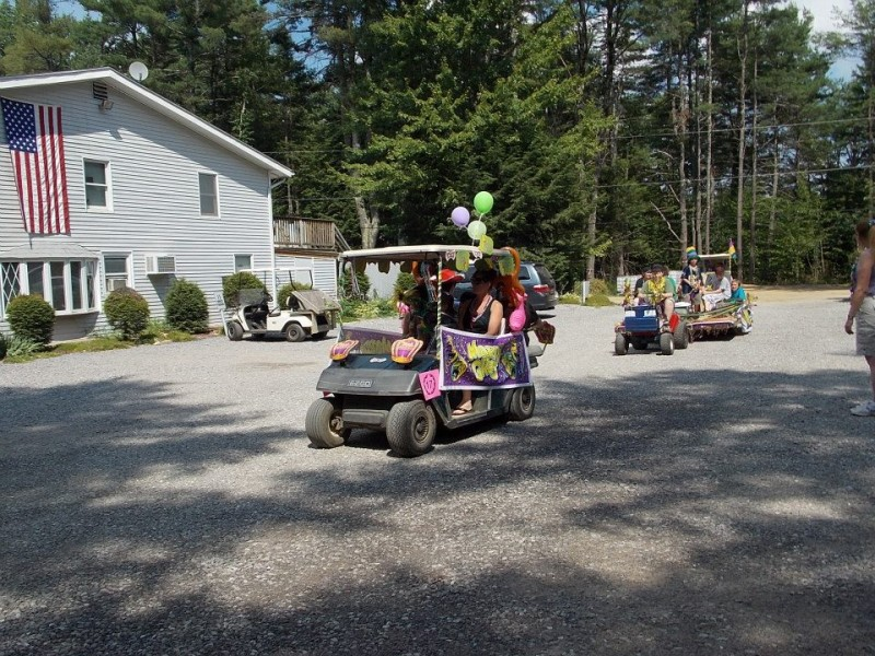 Friendly Beaver Campground - New Boston, NH - RV Parks