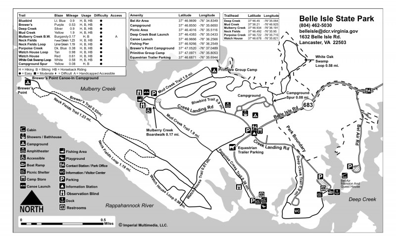 Belle Isle State Park - Lancaster, VA - Virginia State Parks