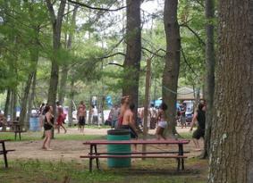 Shady Point Beach Amp Campgrounds Lunenburg Ma Rv Parks