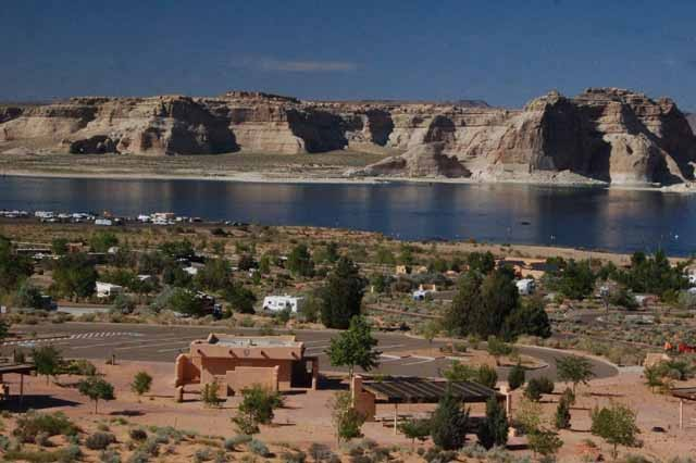 Wahweap Rv And Campground Glen Canyon Az Rv Parks
