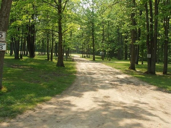 Ber-wa-ga-na Campground - Vassar, MI - RV Parks