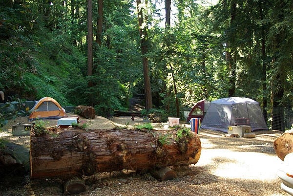 Riverside Campgrounds & Cabins - Big Sur, CA - RV Parks