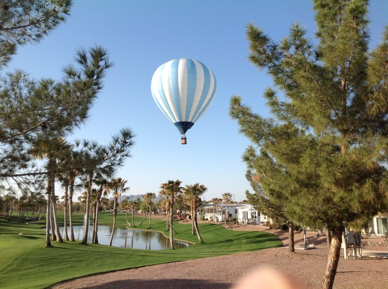 Palm Creek Golf and RV Resort - Case Grande, AZ - Sun ...