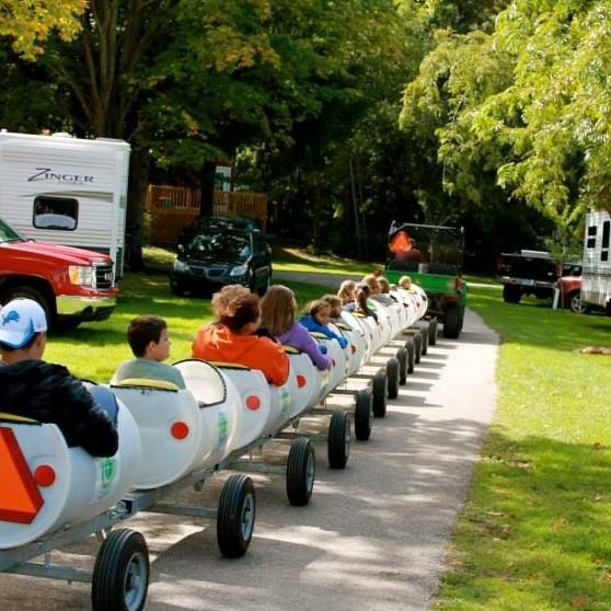 Tri-Ponds Family Camp Resort - Allegan, MI - RV Parks