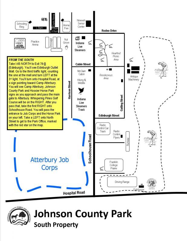 Johnson County Park - Edinburgh , IN - County / City Parks