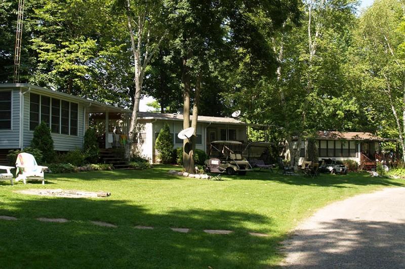 Grandview Cottage And Rv Resort Ennismore On Rv Parks