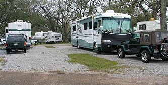 Shady Acres Campground - Mobile, AL - RV Parks
