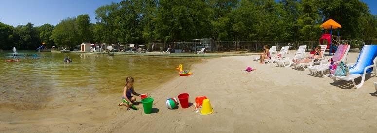 Seashore Campsites Amp Rv Resort Cape May Nj Sun