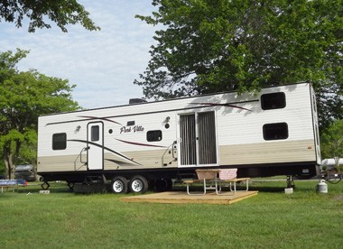 Seaport RV Resort and Campground - Park Model Rental