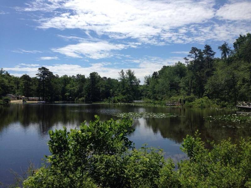 Timberland Lake Campground Jackson NJ