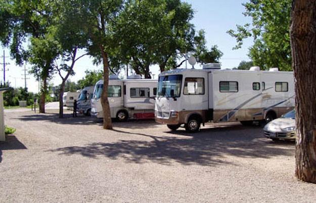 Goldfield RV Park - Colorado Springs, CO - RV Parks