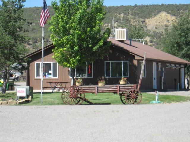 Centennial RV Park & Campground - Montrose, CO - RV Parks