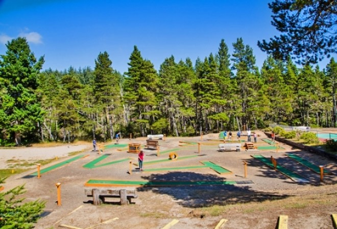 Pacific City RV & Camping Resort - Cloverdale, OR - Thousand Trails Resorts