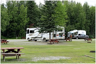 Riverside Camper Park - Houston, AK - RV Parks