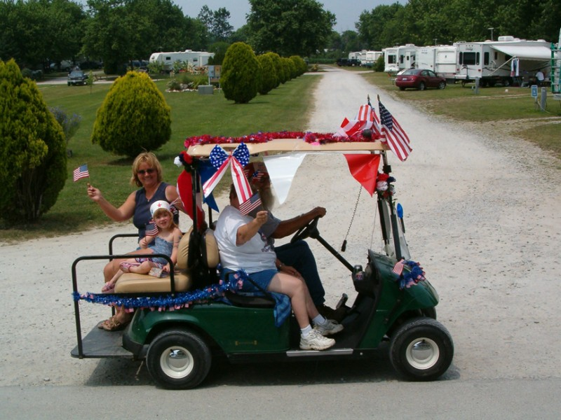 Tomorrow Stars RV Resort - South Charleston, OH - RV Parks