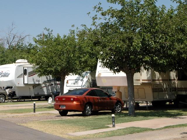 Desert Sands RV Park - Phoenix, AZ - RV Parks