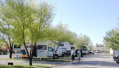 Sleeping Bear Rv Park Campground - Lander, WY - RV Parks