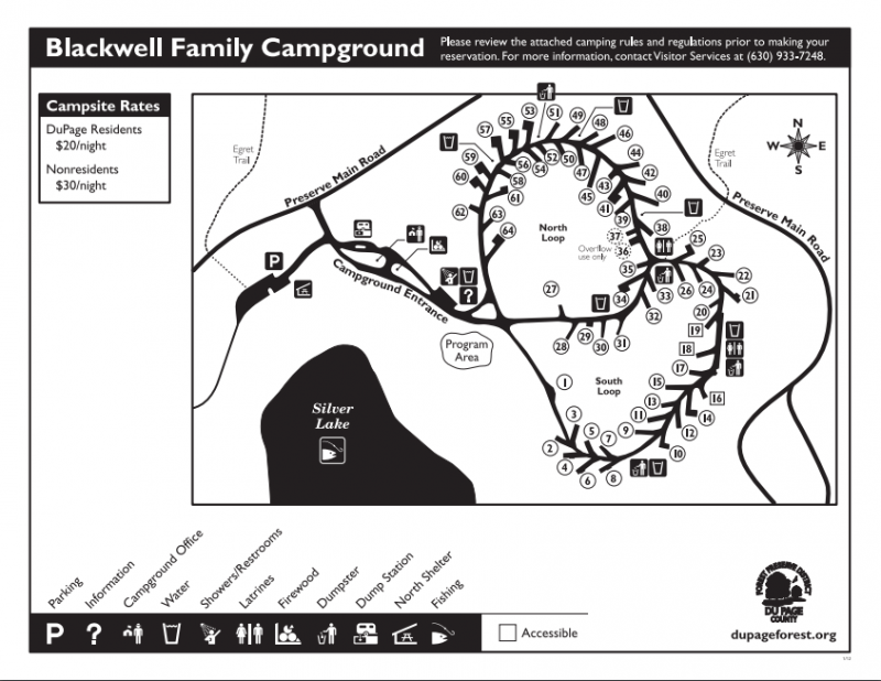 Blackwell Forest Preserve - Warrenville, IL - County / City Parks